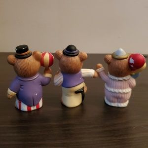 Home Interior Accents - Bear Figurines